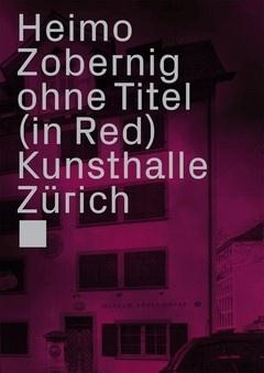 Heimo Zobernig: Ohne Titel, In Red