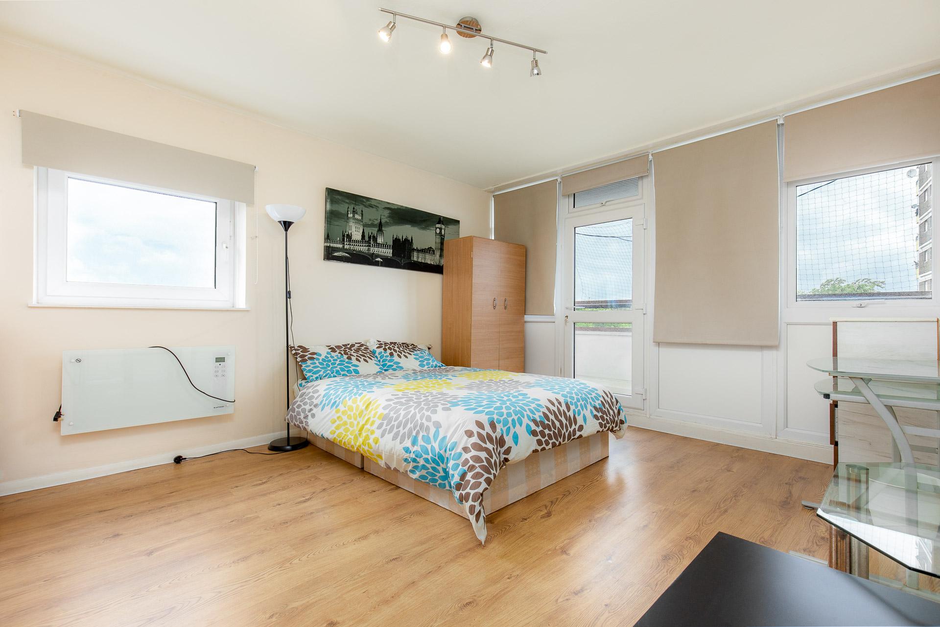 Queensland House London Deluxe Guest Room 3 photo 20449786