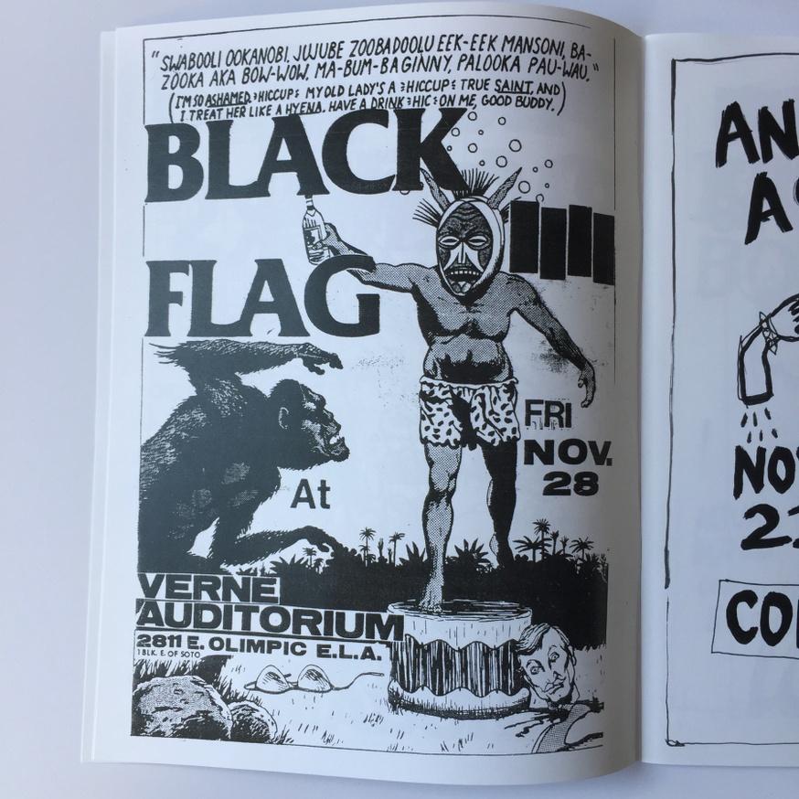 Black Flag Zine thumbnail 5