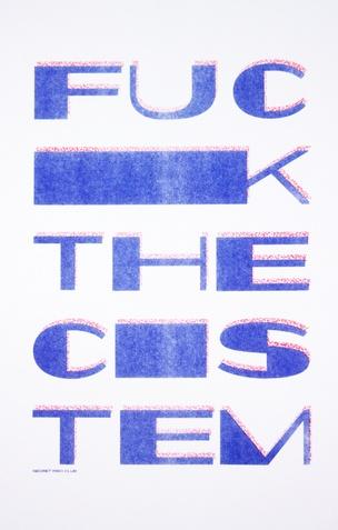 Fuck The Cis-Tem