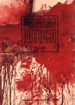 Hermann Nitsch 1960-1987