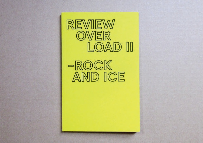 Review Overload II : Rock And Ice
