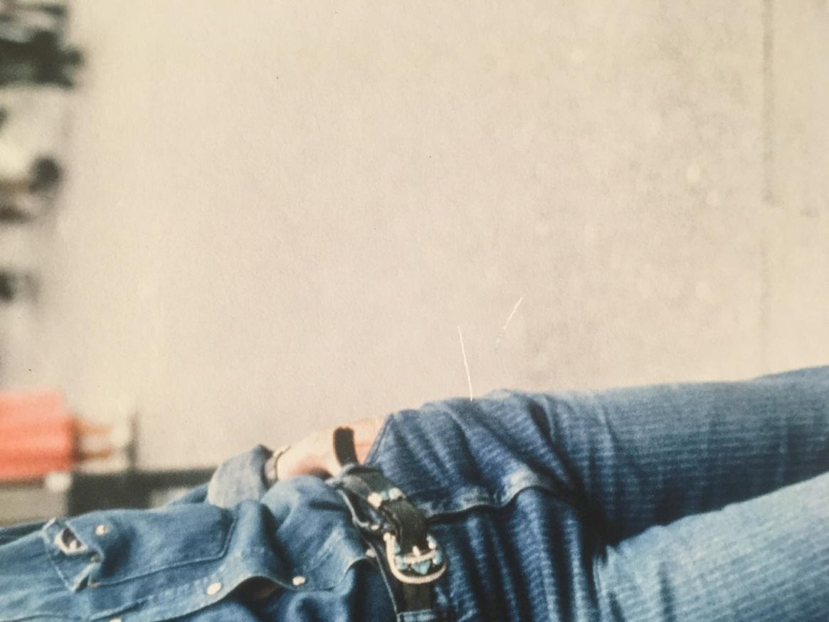 Linda Montano as Bob Dylan, 1989/2014 thumbnail 4