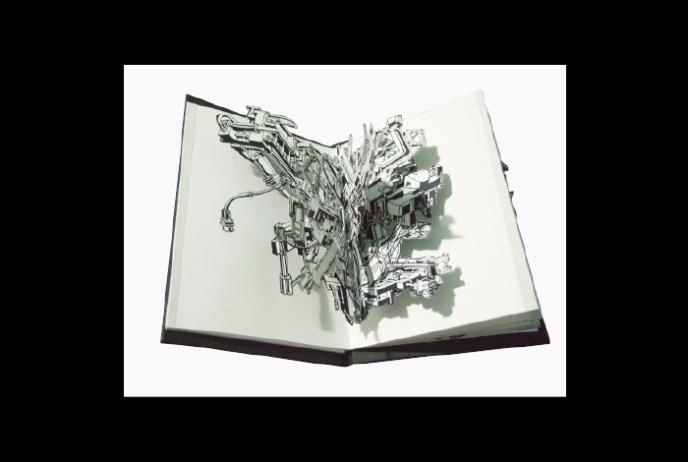 Mechanical Pop-Up Book thumbnail 2