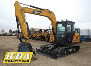 Used 2018 Sany SY75C For Sale