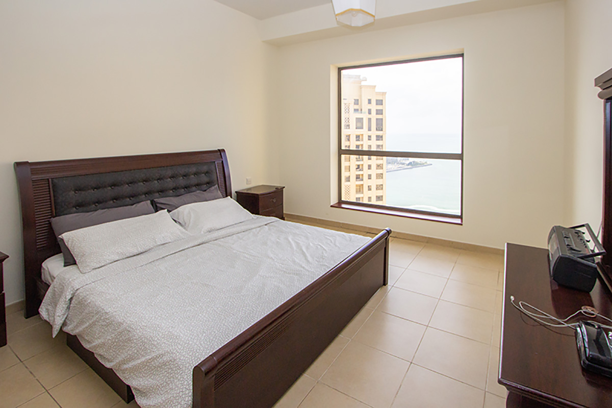 Apartment Sphere Stays JBR - Spacious 2BR with FULL SEA VIEW photo 26748206