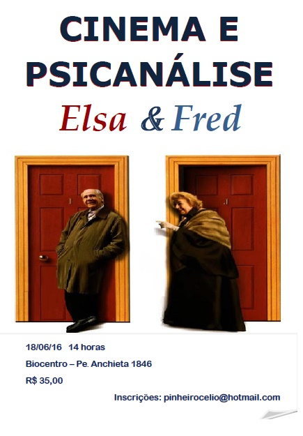 Cinema e Psicanálise