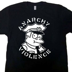 Chief GISM T-Shirt [Small]