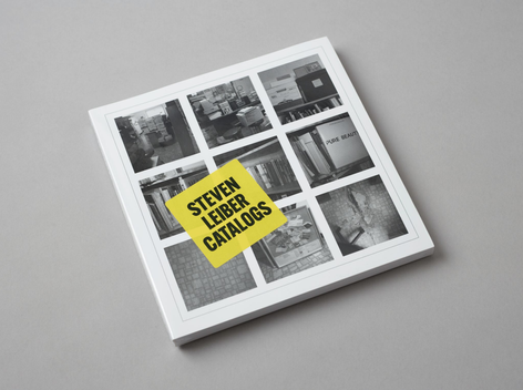 Steven Leiber Catalogs - Discussion & Exhibition