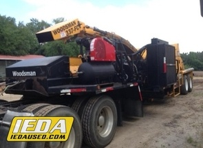 Used 2007 WOODSMAN 337-FC For Sale