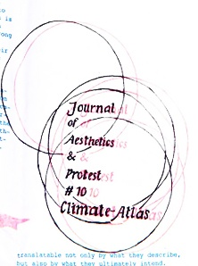 Journal Of Aesthetics And Protest