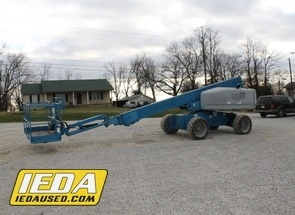 Used 2007 Genie S65 For Sale