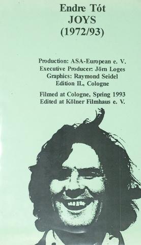 Joys (1972/93)