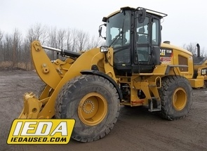 Used 2016 Caterpillar 926M For Sale