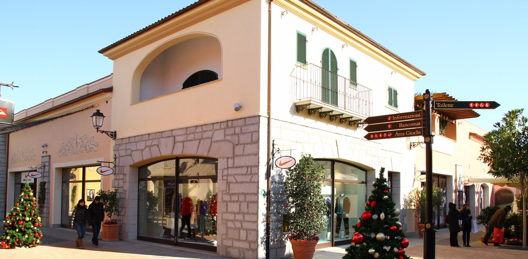 Nike Factory Store La Reggia - Marcianise