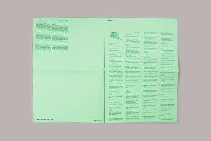 Peep-Hole Sheet thumbnail 4