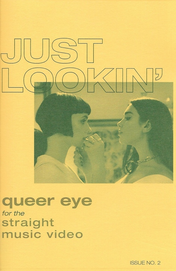 Just Lookin' Issue 2: Queer Eye for the Straight Music Video
