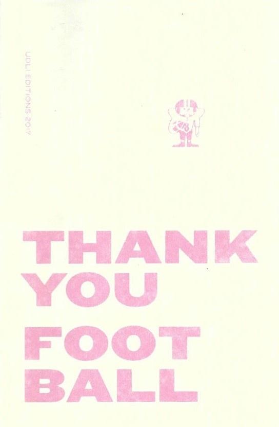 Thank You Football