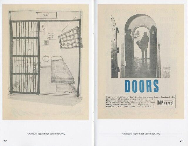 Library Excavations #12: Montana Prison News thumbnail 3