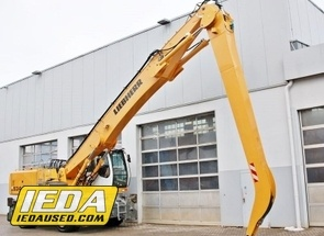 Used 2011 Liebherr A934C MH For Sale