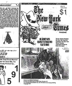 The New York Times Fanzine #1