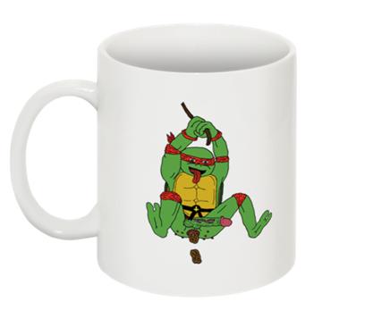 NTSM Mug Leonardo