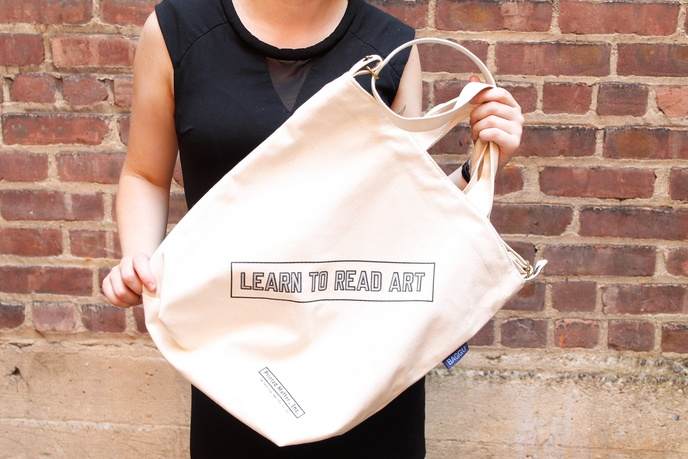 Learn To Read Art Tote Bag