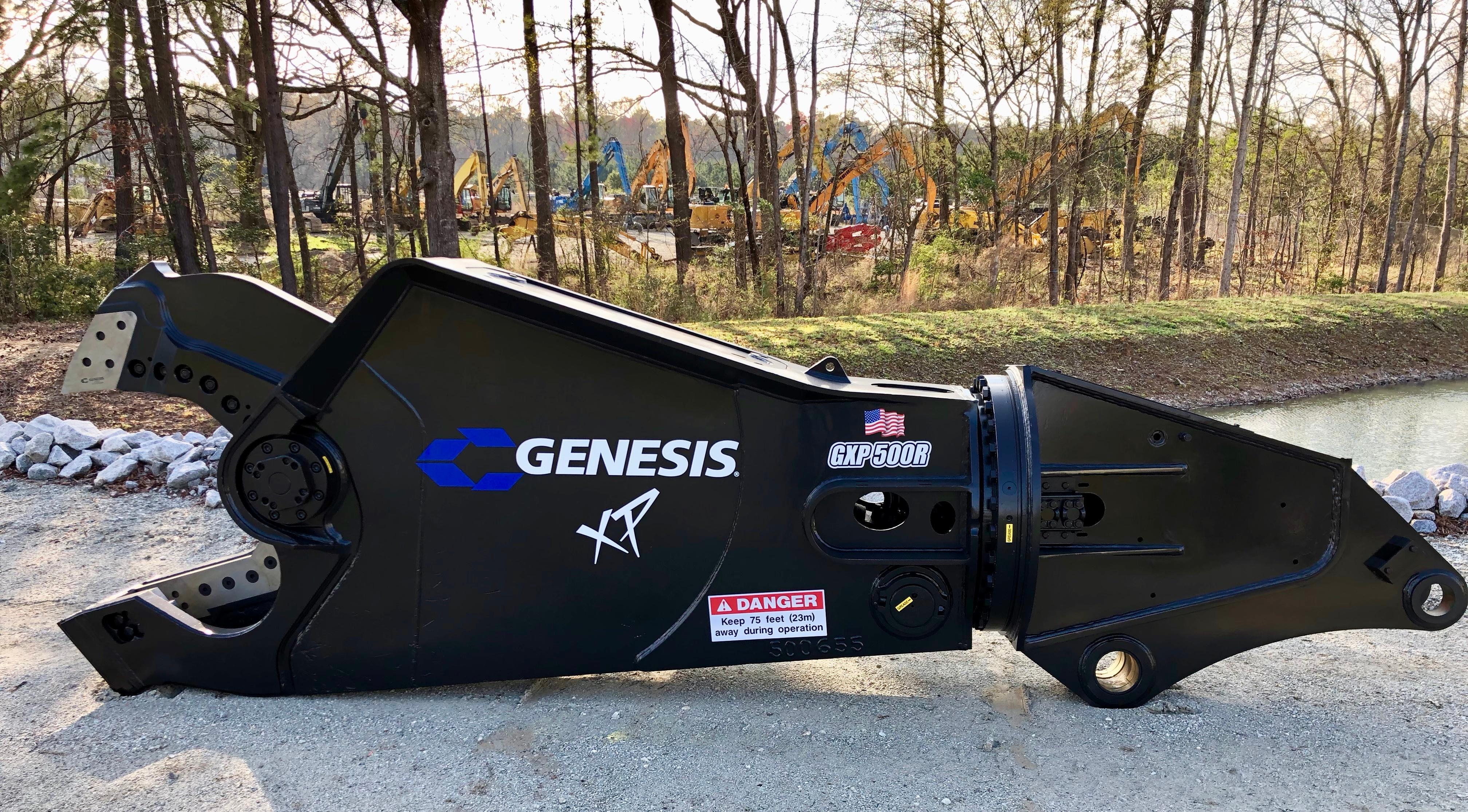 Used  Genesis GXP500R For Sale