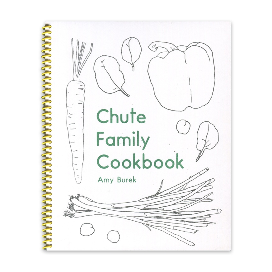 The Chute Family Cookbook
