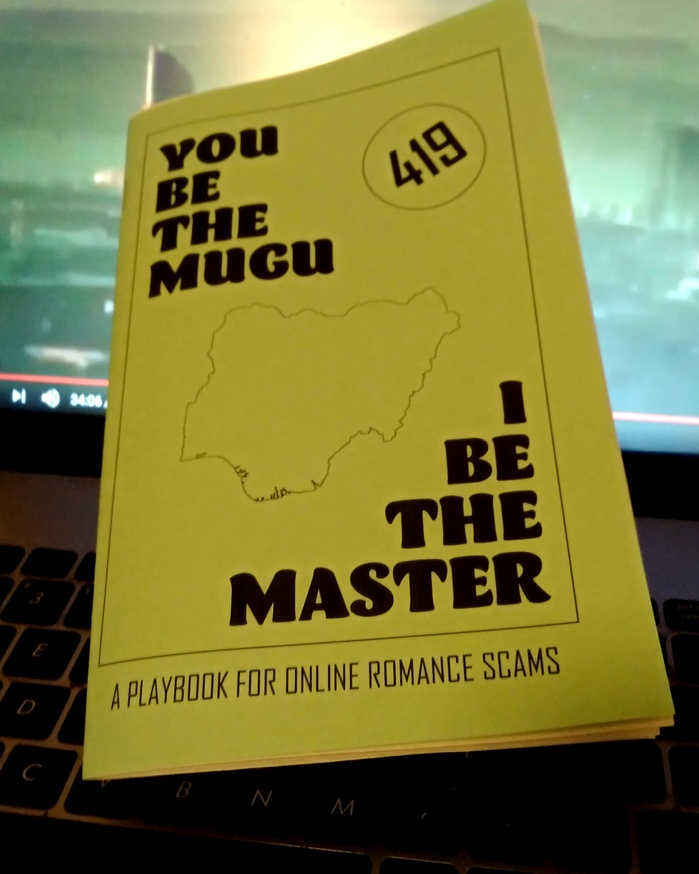 YOU BE THE MUGU, I BE THE MASTER