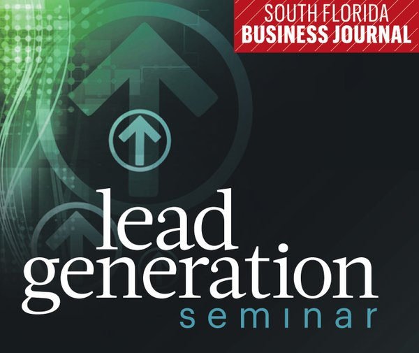 Lead Generation Seminar ~ Smart Reader Workshop