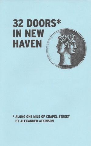 32 Doors in New Haven Along One Mile of Chapel Street