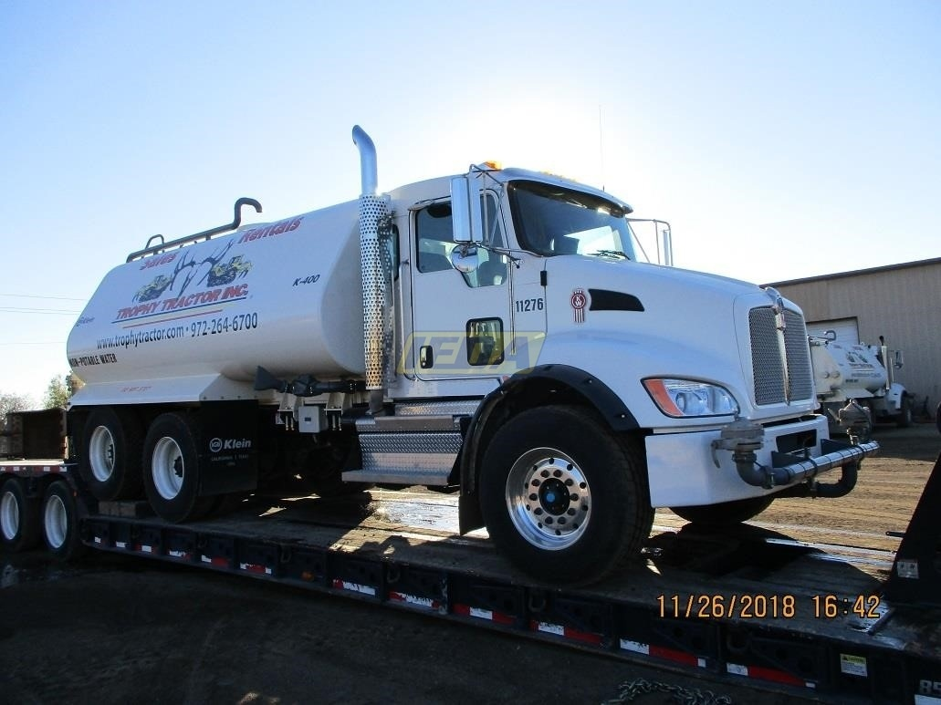 Used 2018 Kenworth T370 For Sale