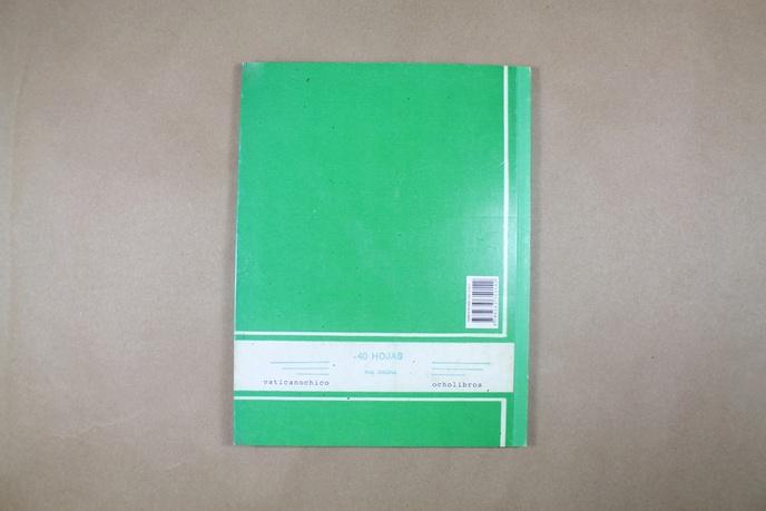 Cuaderno Verde (Green Notebook) thumbnail 5