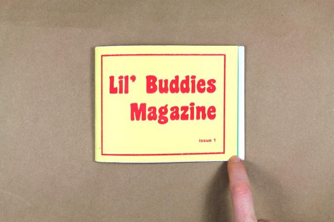 Lil' Buddies #1