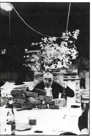 George Maciunas Postcard