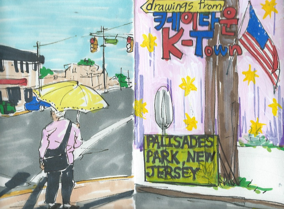 Drawings from K-Town