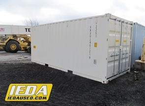 Used 2015 CHINA EASTERN CONTAINERS 20' Double Doors Container For Sale