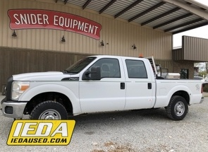 Used 2011 Ford F250 For Sale