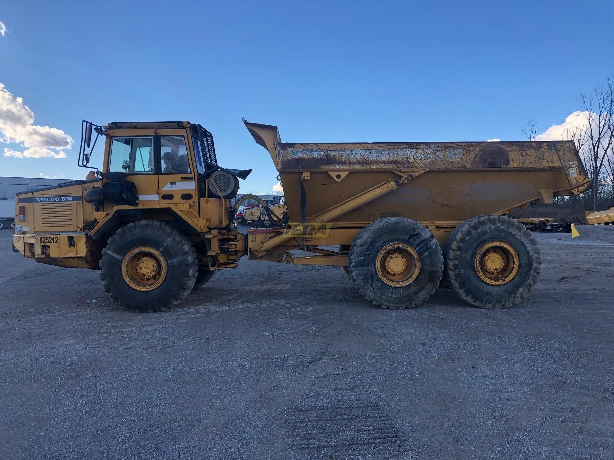 Used 2000 Volvo A30C For Sale