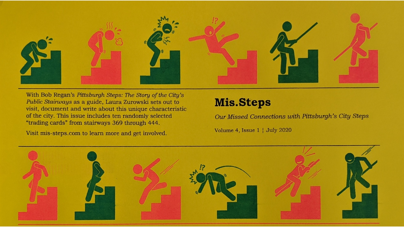 Mis.Steps: Our Missed Connections with Pittsburgh's City Steps thumbnail 2