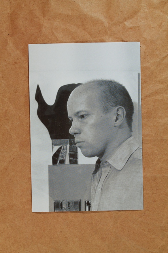 Ray Johnson Black and White Postcards thumbnail 2