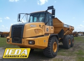 Used 2011 John Deere 250D For Sale