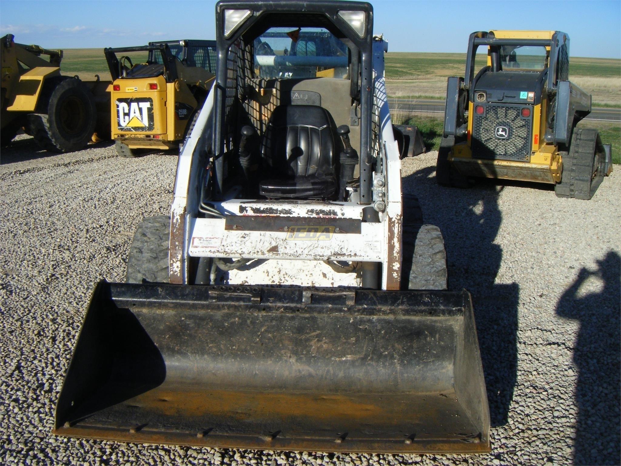 2012 Bobcat S185 For Sale - Summit Machinery Sales, LLC