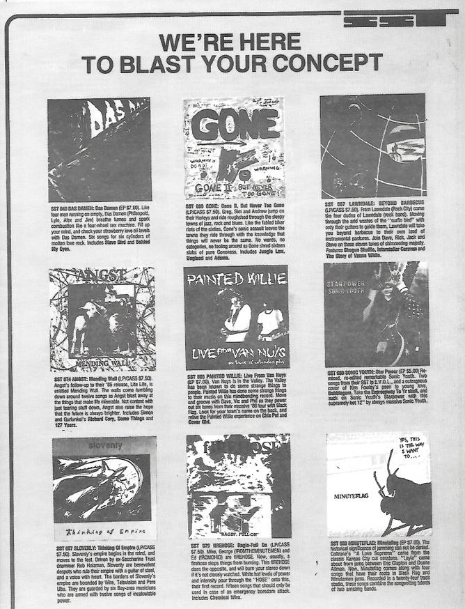 Loose Nut [LP with ephemera] thumbnail 3