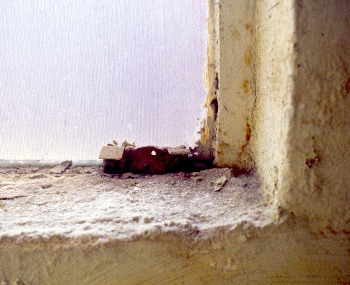 Little Mexican Church on a Windowsill