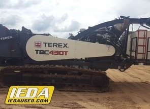 Used 2015 Terex TBC430T For Sale