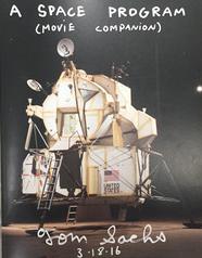 Tom Sachs - A Space Program Movie Companion - Printed Matter