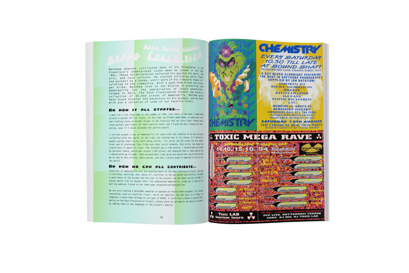 Rave Scout Cookies Handbook #001 thumbnail 4