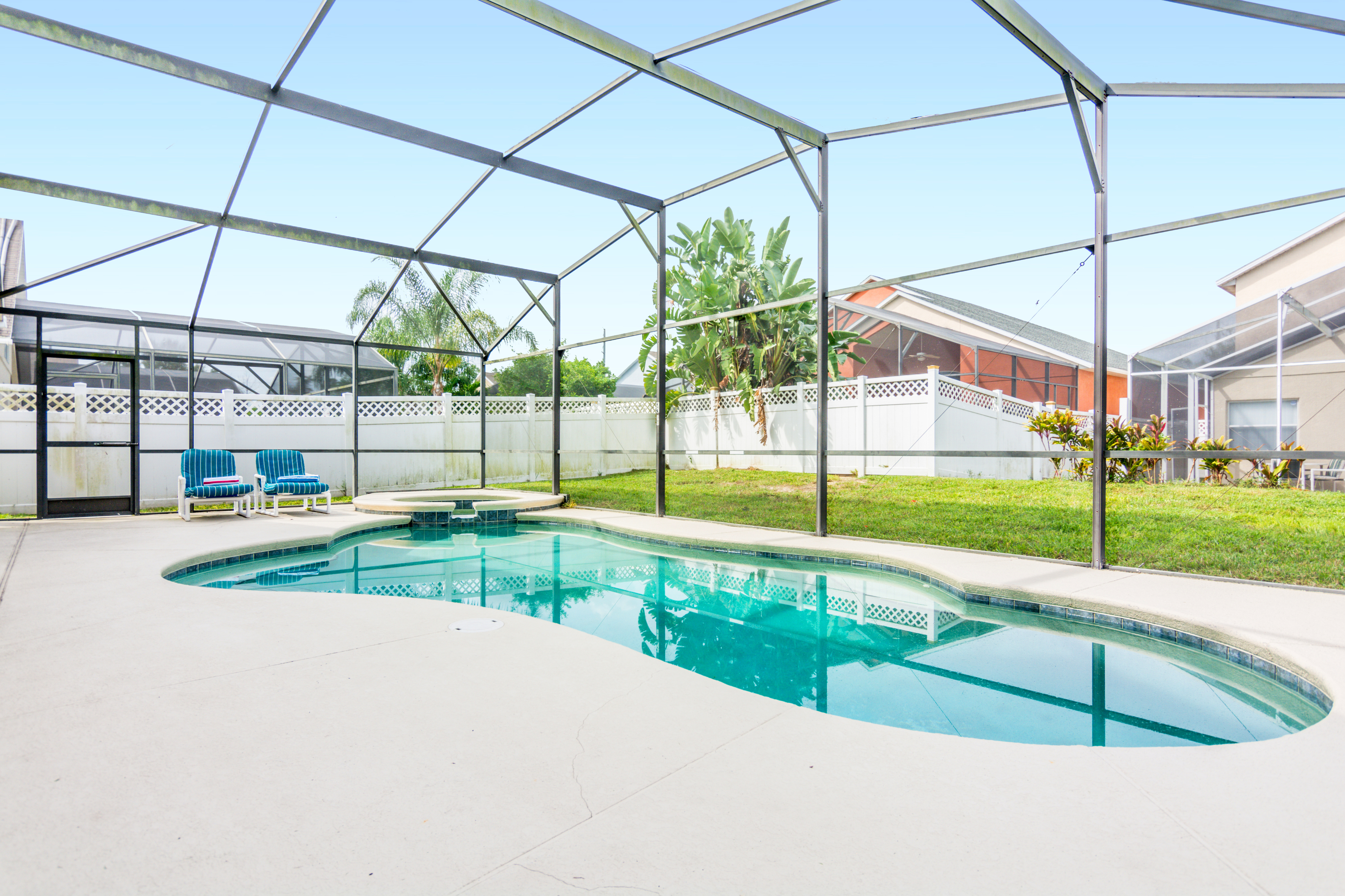 Apartment Dany s place - 4BED - Private Pool - Near Disney - Great House photo 19904836